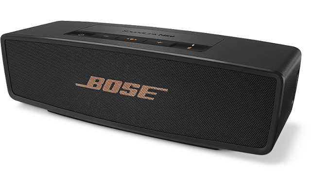BOSE SoundLink Mini Bluetooth speaker II ブラック/カッパー