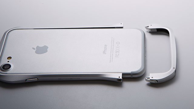 Deff Cleave Aluminum Bumper Limited Edition for iPhone 7