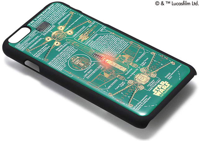 moeco FLASH iPhone 7ケース