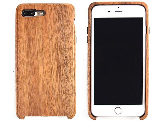 LIFE iPhone 7 Plus専用木製ケース