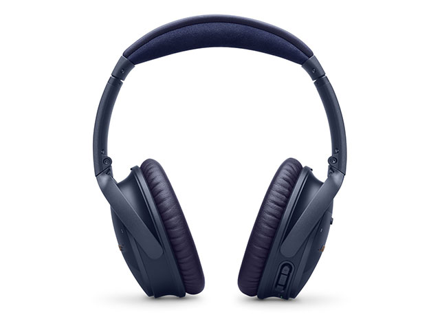 Bose QuietComfort 35ワイヤレスヘッドフォン ブルー