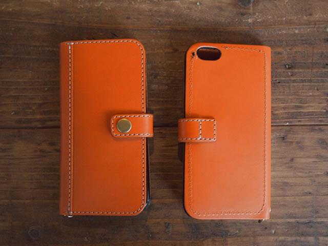 DiralのiPhone 7手帳型ケース