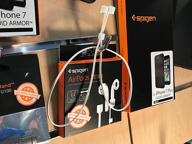 Spigen AirPodsストラップ