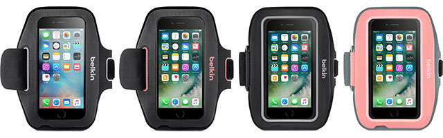 Belkin Sport-Fit Armband for iPhone 7/7 Plus