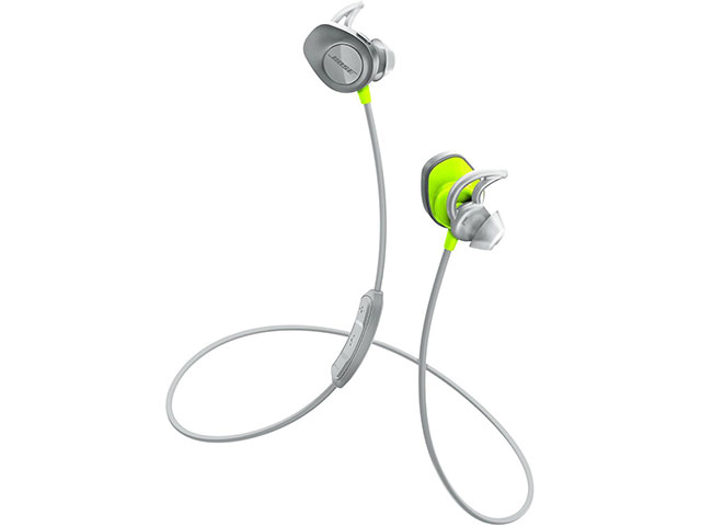 Bose SoundSport wireless headphones シトロン