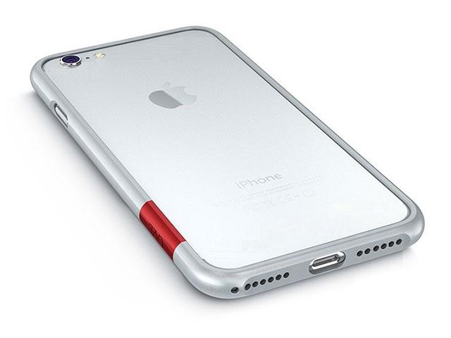 CAZE iPhone 7用 ThinEdge Matte bumper case