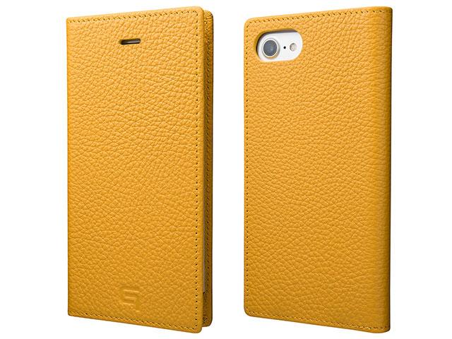 GRAMAS Shrunken-calf Leather Case GLC646 for iPhone 7