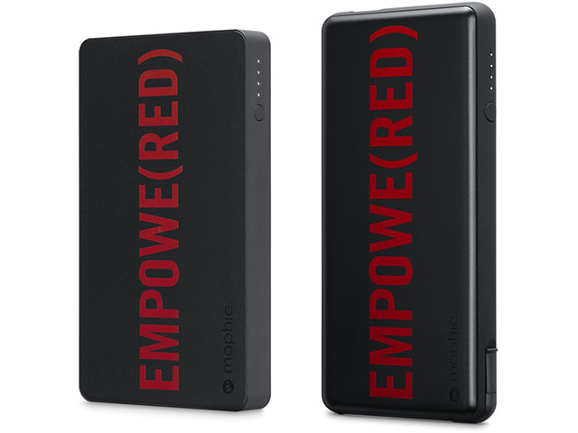 mophie powerstation/plusユニバーサルバッテリー (PRODUCT)RED