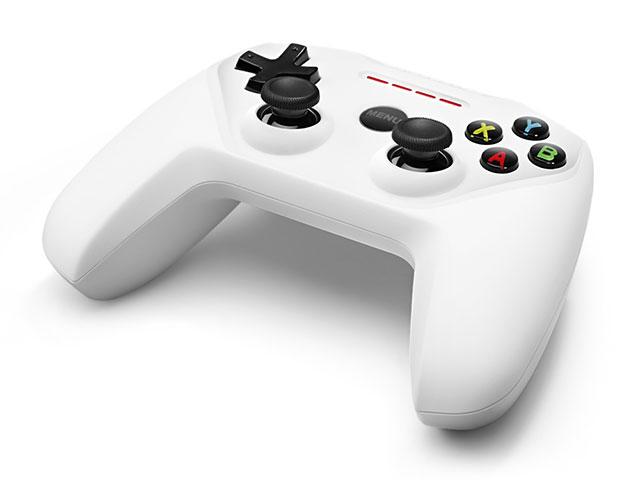 SteelSeries Nimbusワイヤレスゲームコントローラ ホワイト