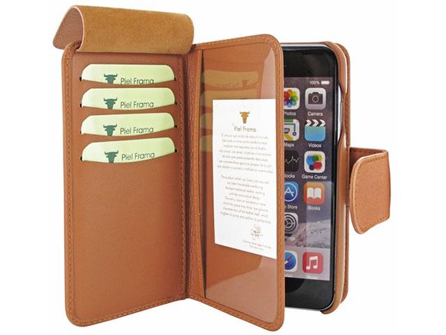 Piel Frama iMagnum レザーケース(ウォレットタイプ) for iPhone 7 Plus