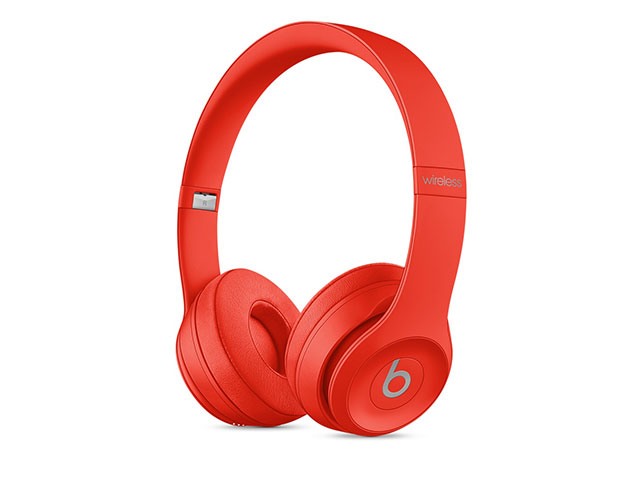 Beats Solo3 Wirelessオンイヤーヘッドフォン – (PRODUCT)RED