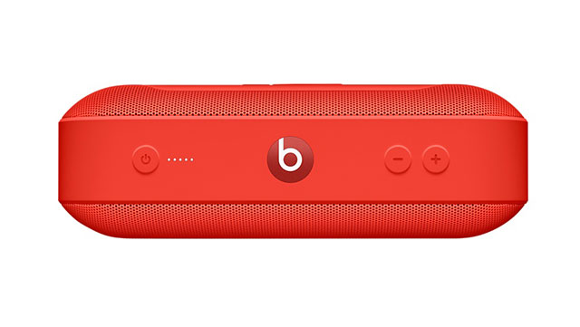 Beats Pill+ ポータブルスピーカー - (PRODUCT)RED