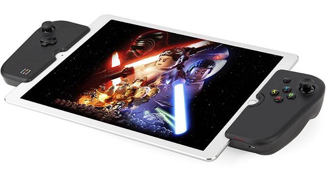 Gamevice 12.9インチiPad Pro用コントローラ