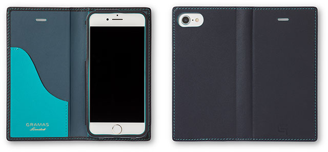 GRAMAS Full Leather Case Limited GLC626L for iPhone 7