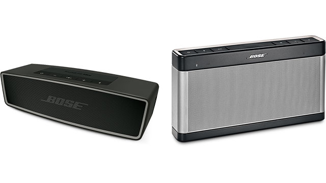 SoundLink Mini Bluetooth speaker II/SoundLink Bluetooth speaker III