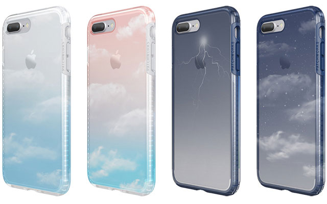 PATCHWORKS Level Case Sky Collection