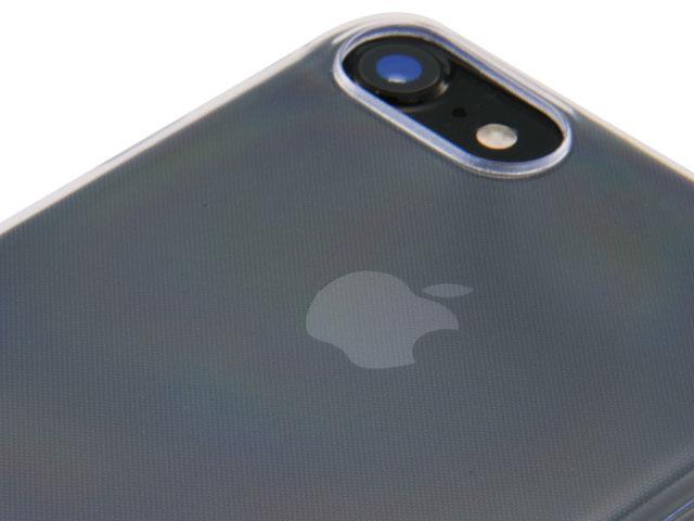iPhone 7用 TPUソフトケース 極薄0.8mm 貼り付きゼロ RT-P12TC70/CM