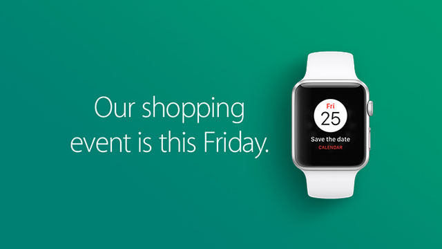 Black Friday Special Offers - Apple