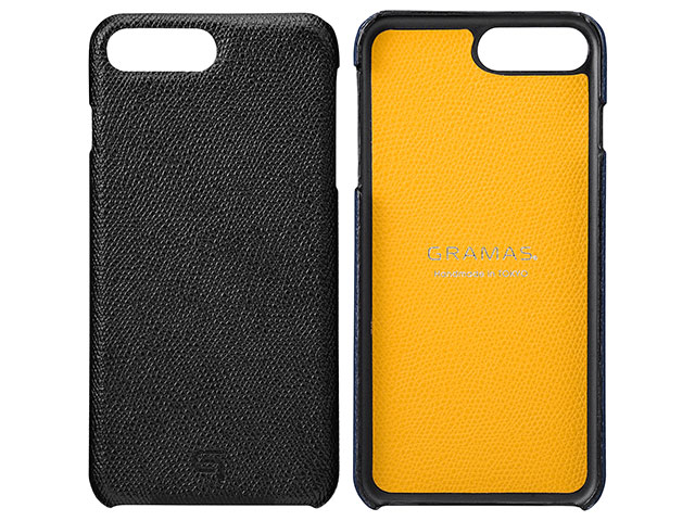 GRAMAS Embossed Grain Leather Case GLC856P for iPhone 7 Plus