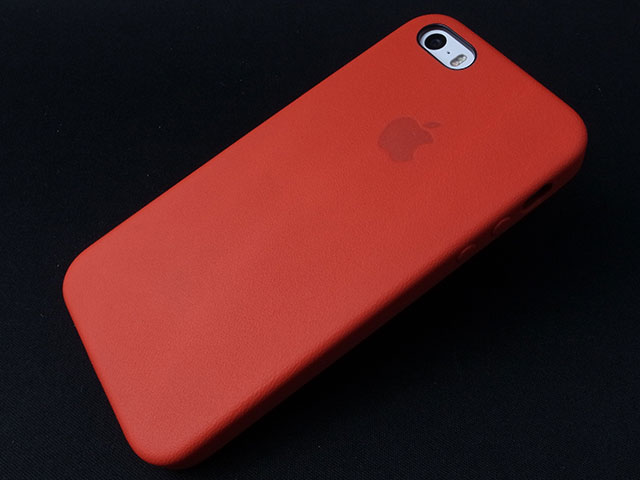 iPhone 7 Smart Battery Case・iPhone SEレザーケース (PRODUCT)RED