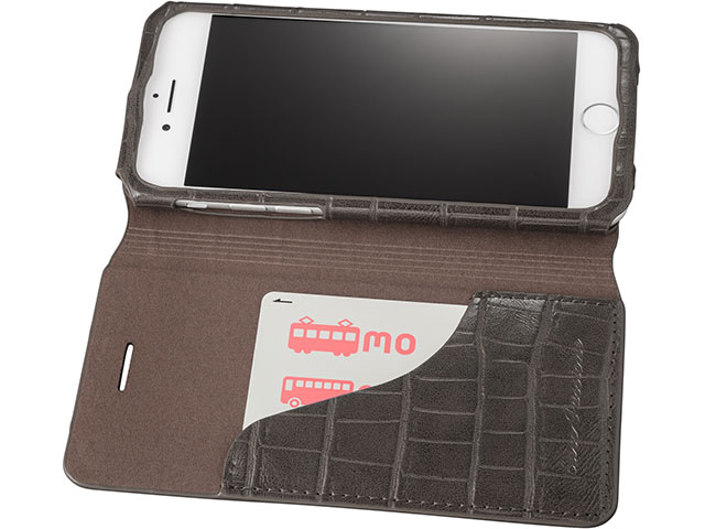 """GRAMAS COLORS """"EURO Passione 3"""" Leather Case CLC2176 for iPhone 7"""