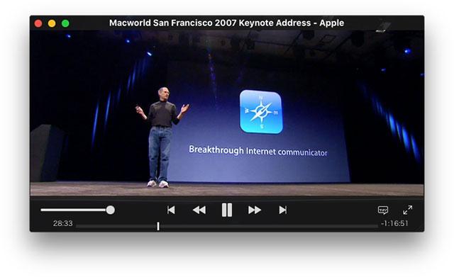 Macworld San Francisco 2007
