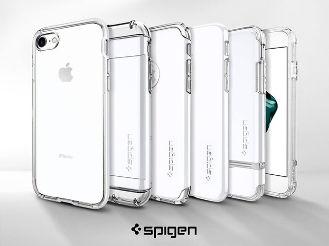 Spigen ホワイト・コレクション