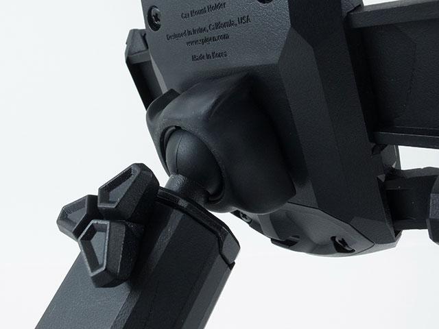 Spigen カーマウントホルダー AP12T