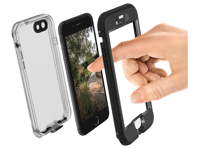 LIFEPROOF nuud for iPhone 7