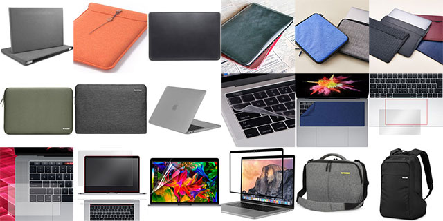 MacBook Pro(Late 2016)15インチ用ケース・保護フィルムの一覧カタログ