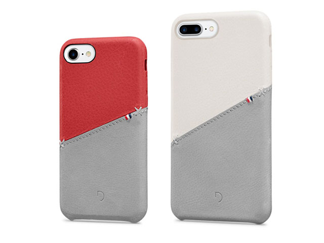Decoded Leather Snap-On Case for iPhone 7/7 Plus