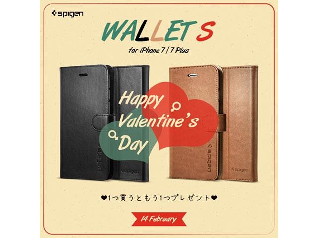 Spigen ウォレットS for iPhone 7/7 Plus