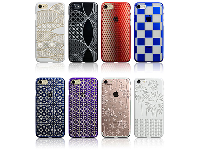 """AIR JACKET """"kiriko"""" for iPhone 7"""