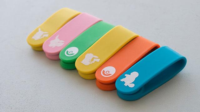 cheero CLIP Pokemon version