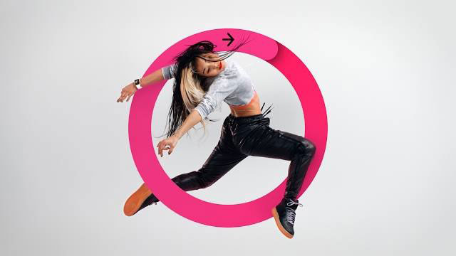 Apple Watch Series 2 — リングを完成させよう — Dance, Run, Rock