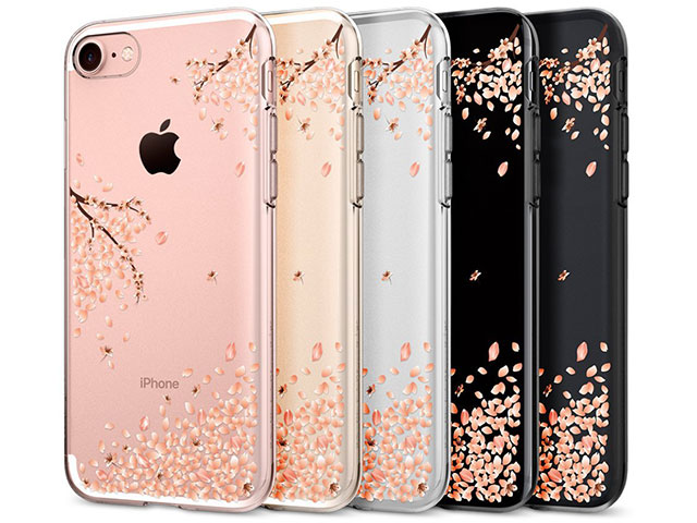 Spigen リキッド・クリスタル シャイン・ブロッサム for iPhone 7