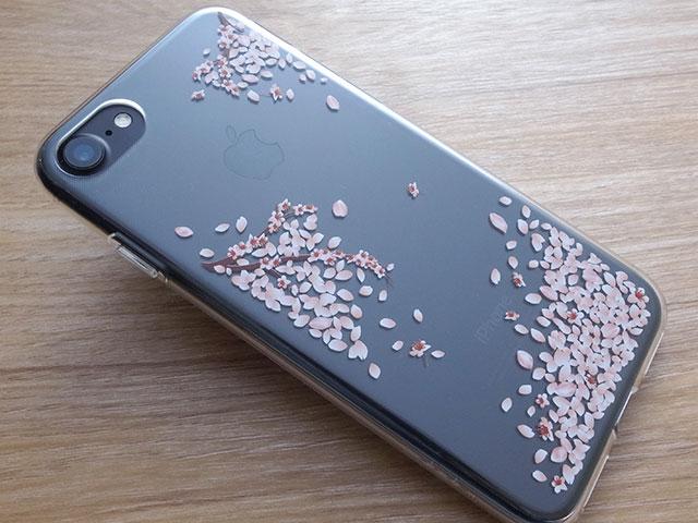 1ea6cda1c3 レビュー】iPhone 7ケース Spigenリキッド・クリスタル シャイン ...