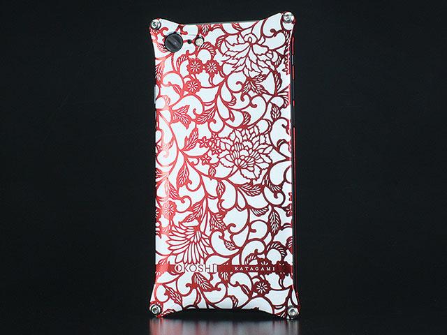 OKOSHI-KATAGAMI × GILD design for iPhone 7/7 Plus
