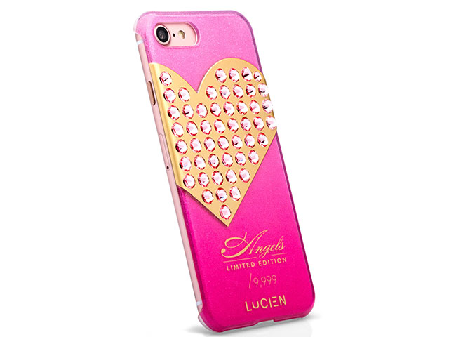Lucien Elements L'AMOUR ANGELS Case Limited Edition for iPhone 7/7 Plus