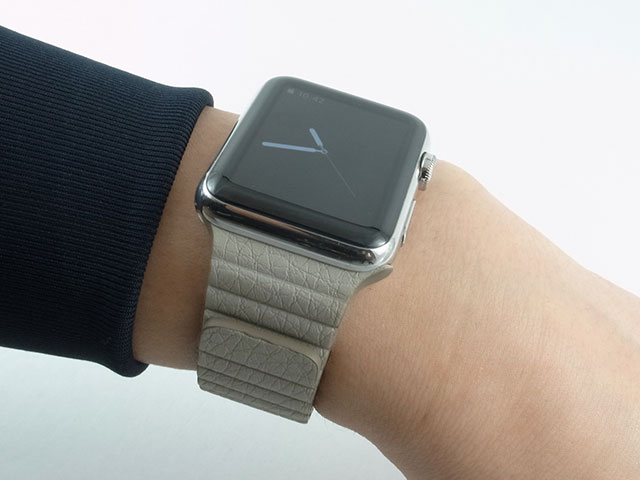 Apple Watch レザーループ