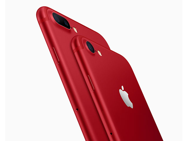 iPhone 7/7 Plus (PRODUCT)RED Special Edition