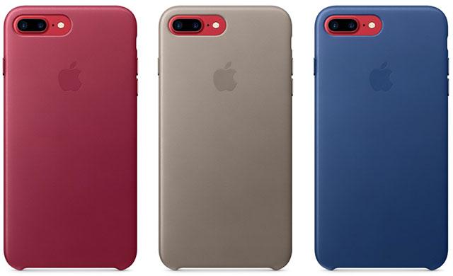 iPhone 7 Plusレザーケース