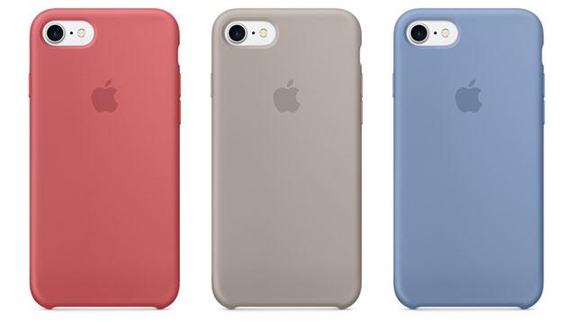 iPhone 7シリコーンケース