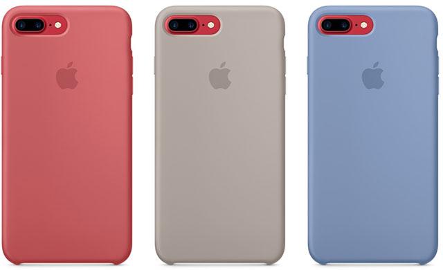 iPhone 7 Plusシリコーンケース