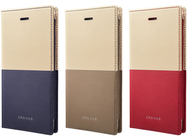 """GRAMAS """"TRICO"""" Full Leather Case Limited"""