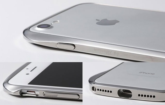Deff Cleave Titanium Bumper Premium Edition for iPhone 7