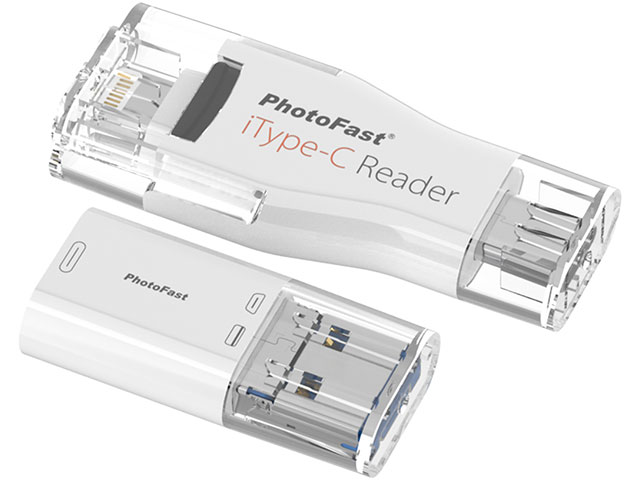 PhotoFast iType-C Reader