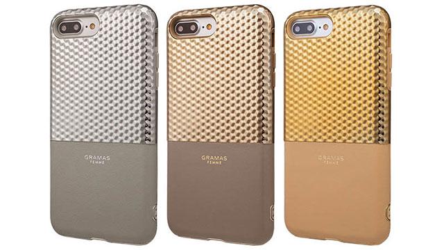 "GRAMAS FEMME ""Hex"" Hybrid Case for iPhone 7 Plus"