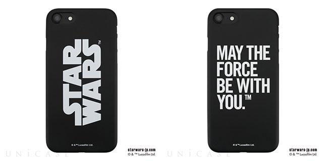 UNiCASE STAR WARS / MATTE BLACK HARD CASE for iPhone 7