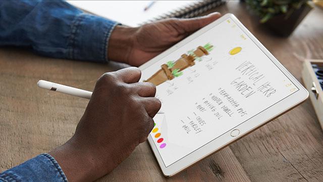 10.5インチiPad Pro